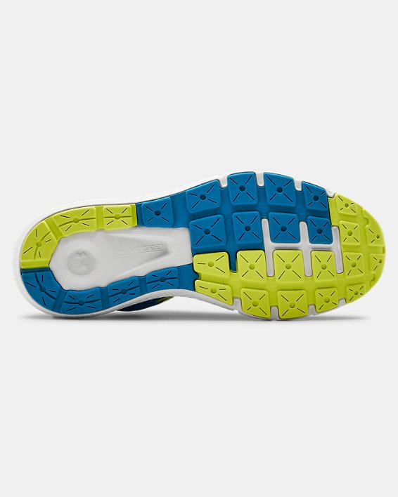 Grade School UA Charged Rogue 2 Running Shoes, Blue, pdpMainDesktop image number 2