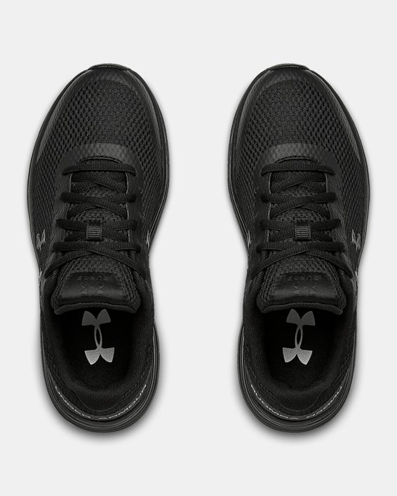 Grade School UA Surge 2 Running Shoes, Black, pdpMainDesktop image number 2