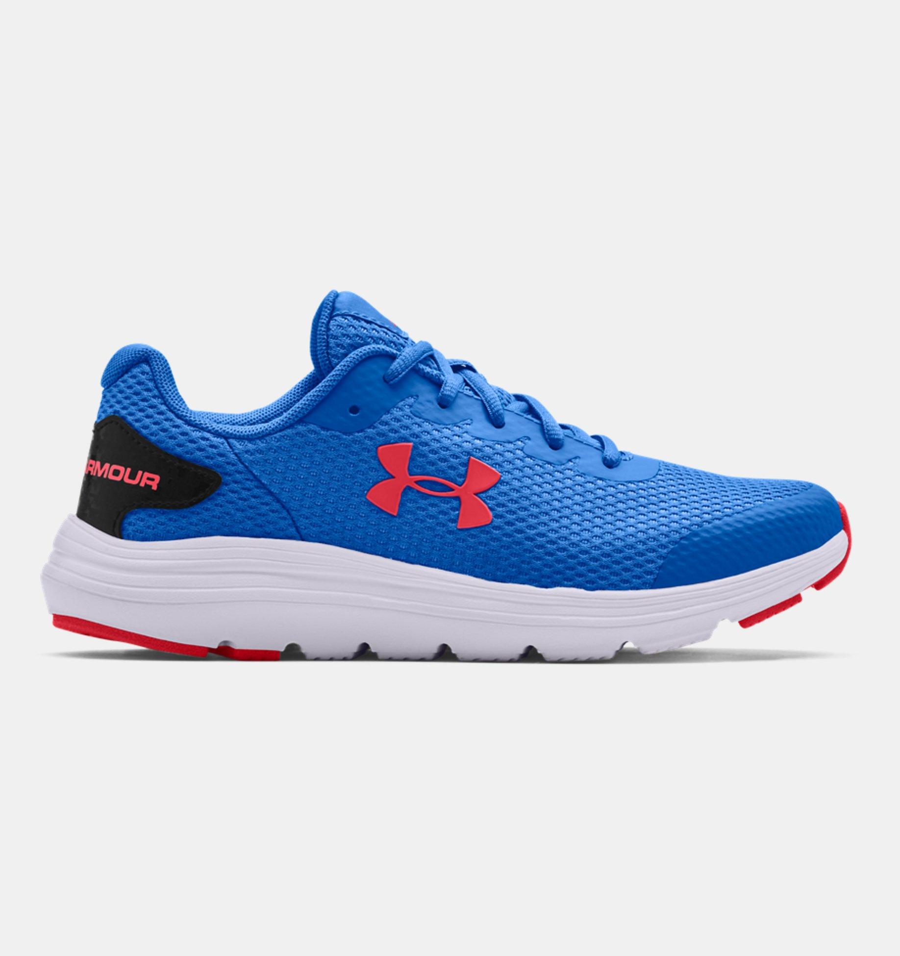 Underarmour Grade School UA Surge 2 Running Shoes
