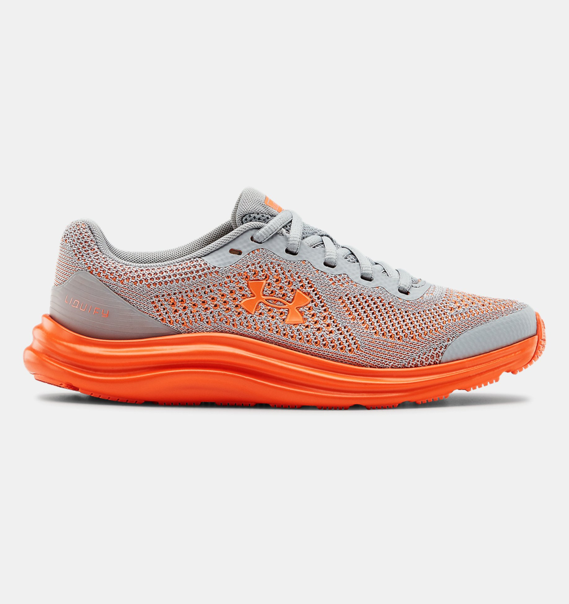 Underarmour Grade School UA Liquify Running Shoes