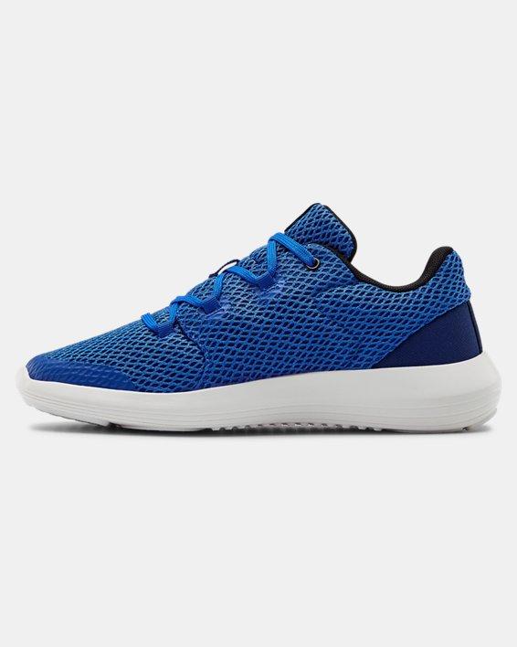 Grade School UA Ripple 2.0 NM Sportstyle Shoes, Blue, pdpMainDesktop image number 1