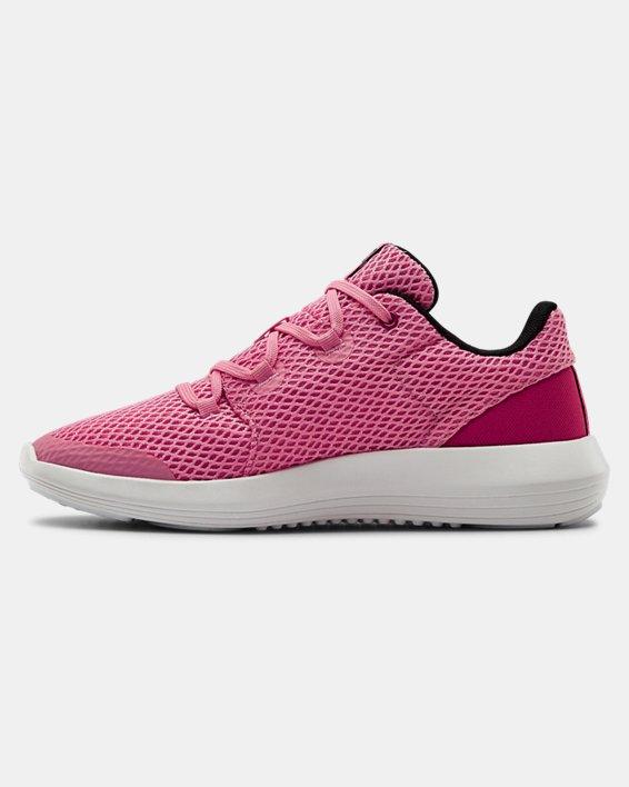 Grade School UA Ripple 2.0 NM Sportstyle Shoes, Pink, pdpMainDesktop image number 1