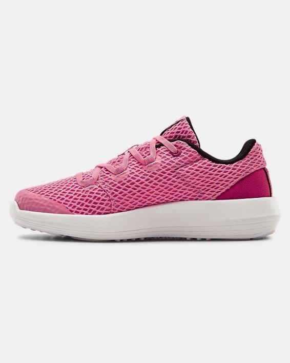 Pre-School UA Ripple 2.0 AL NM Sportstyle Shoes, Pink, pdpMainDesktop image number 1