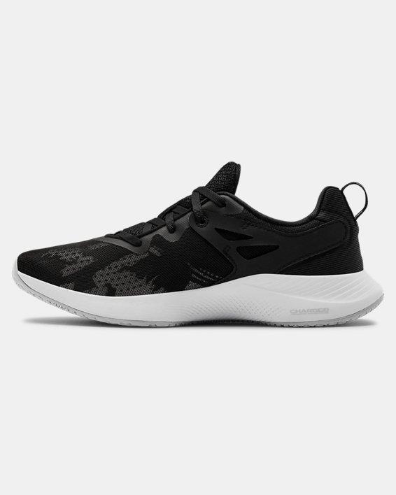 Women's UA Charged Breathe TR 2+ Training Shoes, Black, pdpMainDesktop image number 1