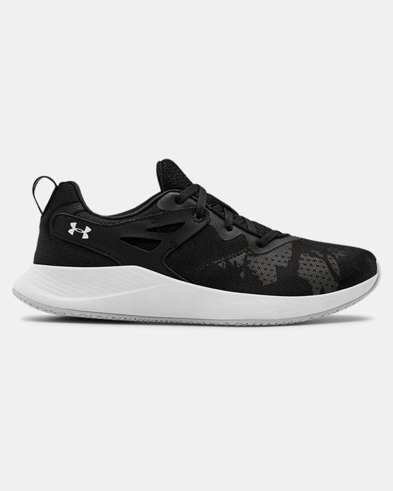 Women's UA Charged Breathe TR 2+ Training Shoes, Black, pdpMainDesktop image number 0