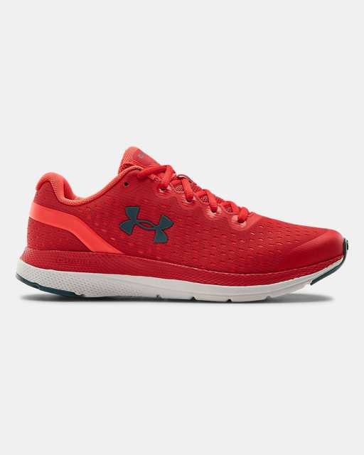 Grade School UA Charged Impulse Running Shoes