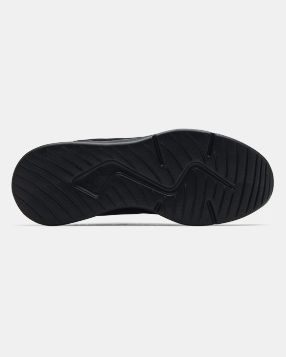 Men's UA Essential Sportstyle Shoes, Black, pdpMainDesktop image number 4