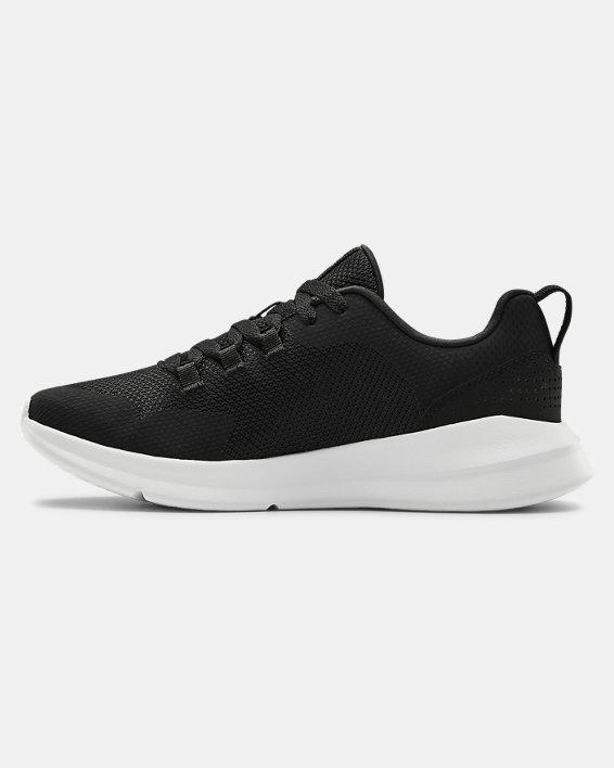 Women's UA Essential Sportstyle Shoes, Black, pdpMainDesktop image number 1