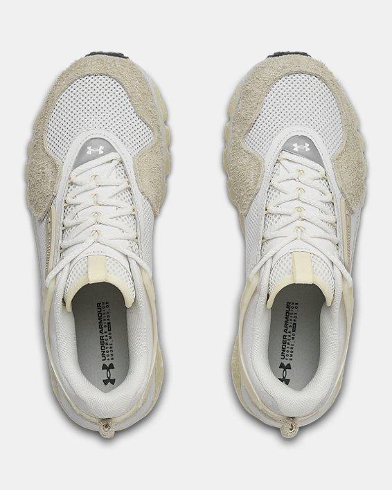 Unisex UA HOVR™ Summit WB SB Sportstyle Shoes, White, pdpMainDesktop image number 2