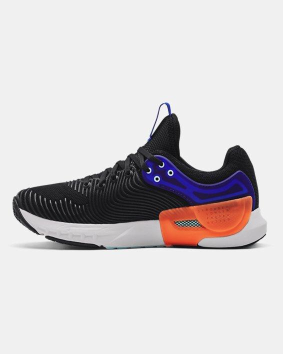 Men's UA HOVR™ Apex 2 Training Shoes, Black, pdpMainDesktop image number 1