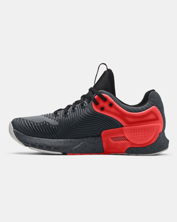 Men's UA HOVR™ Apex 2 Training Shoes, Gray, pdpMainDesktop image number 1