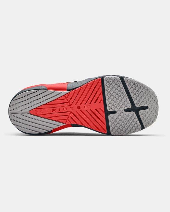 Men's UA HOVR™ Apex 2 Training Shoes, Gray, pdpMainDesktop image number 4