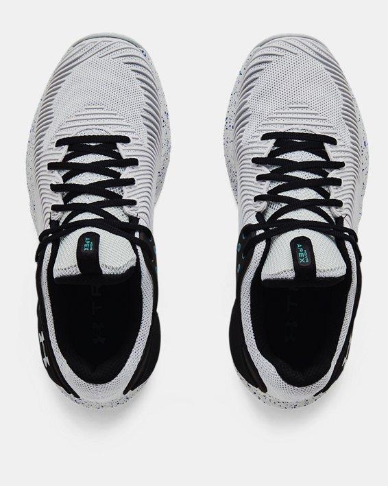 Men's UA HOVR™ Apex 2 Training Shoes, Gray, pdpMainDesktop image number 2