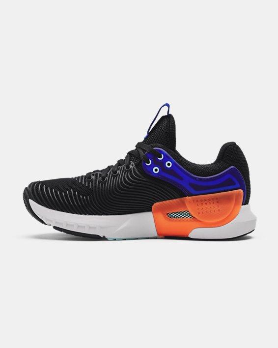 Chaussures d'entraînement UA HOVR™ Apex 2 pour femme, Black, pdpMainDesktop image number 1