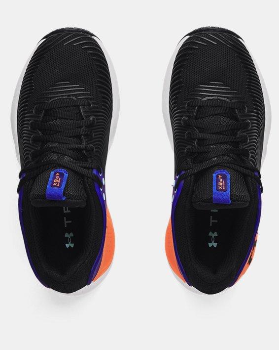 Chaussures d'entraînement UA HOVR™ Apex 2 pour femme, Black, pdpMainDesktop image number 2