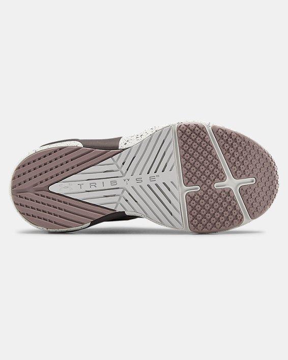 Chaussures d'entraînement UA HOVR™ Apex 2 pour femme, Purple, pdpMainDesktop image number 4