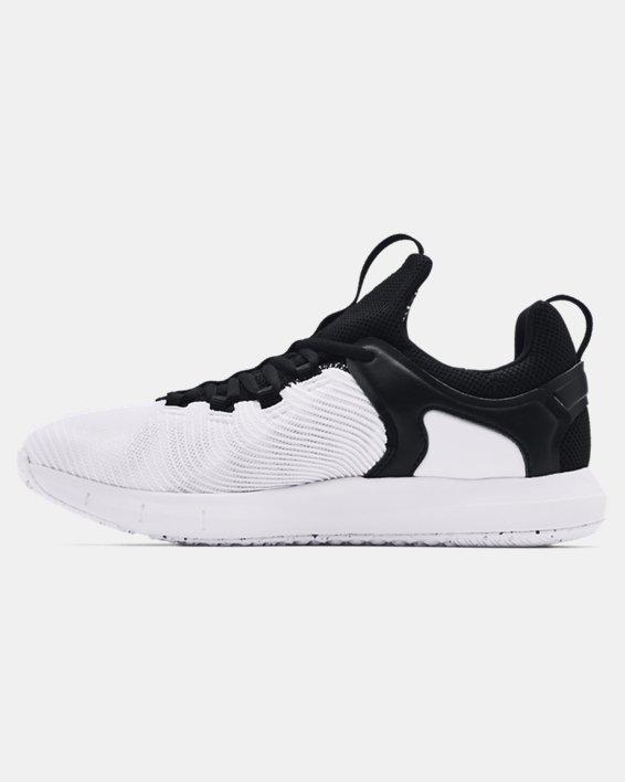 Men's UA HOVR™ Rise 2 Training Shoes, White, pdpMainDesktop image number 1