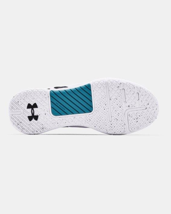 Men's UA HOVR™ Rise 2 Training Shoes, White, pdpMainDesktop image number 4