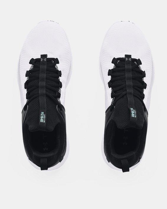 Men's UA HOVR™ Rise 2 Training Shoes, White, pdpMainDesktop image number 2