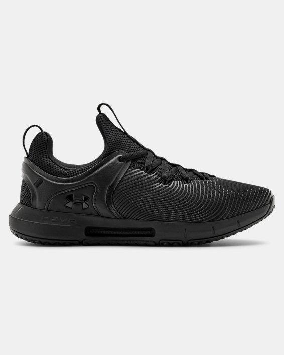 Women's UA HOVR™ Rise 2 Training Shoes, Black, pdpMainDesktop image number 0