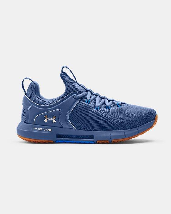 Chaussures d'entraînement UA HOVR™ Rise 2 pour femme, Blue, pdpMainDesktop image number 0