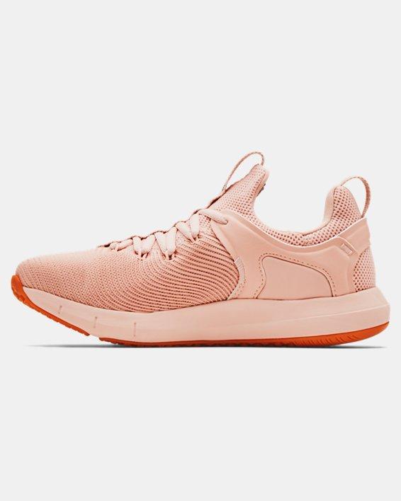 Women's UA HOVR™ Rise 2 Training Shoes, Pink, pdpMainDesktop image number 1