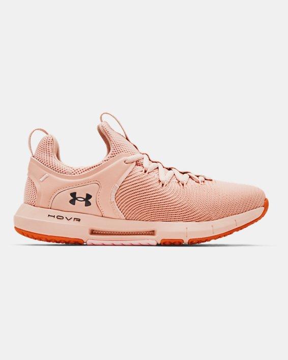 Women's UA HOVR™ Rise 2 Training Shoes, Pink, pdpMainDesktop image number 0