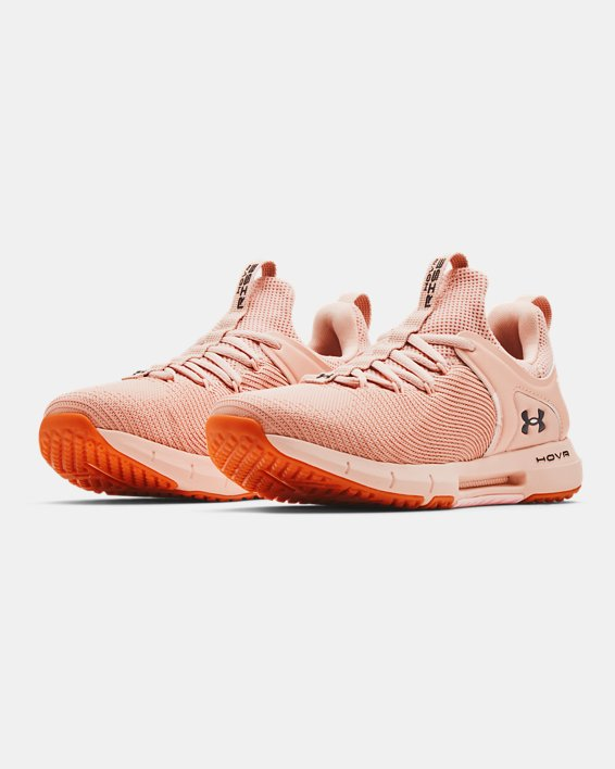 Women's UA HOVR™ Rise 2 Training Shoes, Pink, pdpMainDesktop image number 3