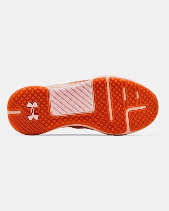 Women's UA HOVR™ Rise 2 Training Shoes, Pink, pdpMainDesktop image number 4