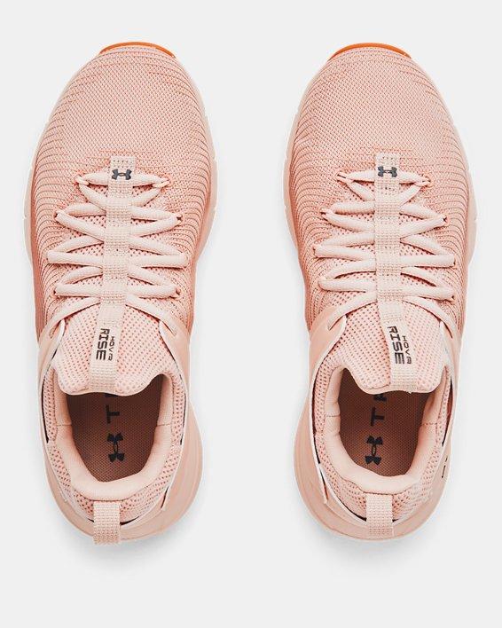 Women's UA HOVR™ Rise 2 Training Shoes, Pink, pdpMainDesktop image number 2