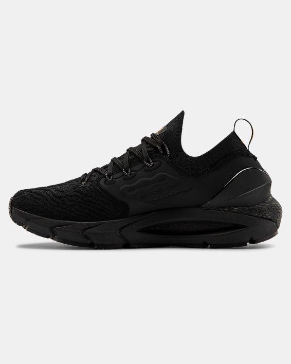 Men's UA HOVR™ Phantom 2 Running Shoes, Black, pdpMainDesktop image number 1