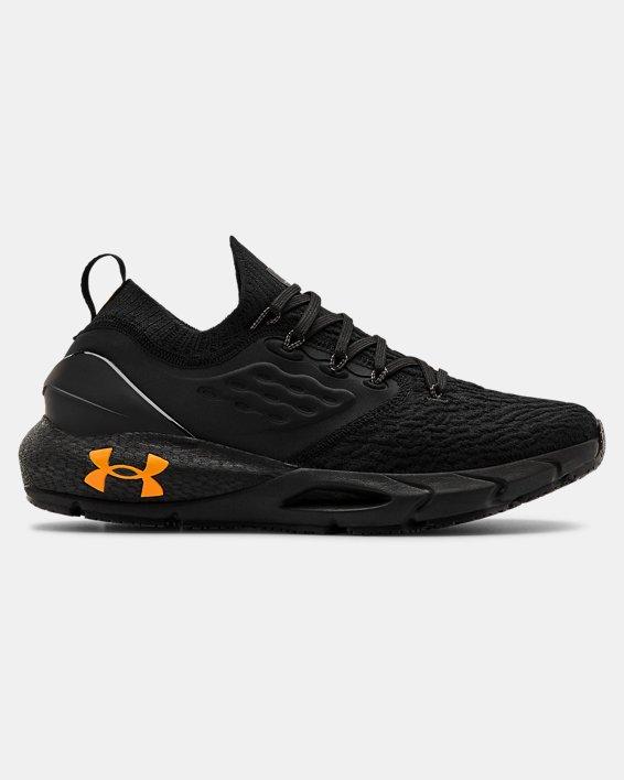 Men's UA HOVR™ Phantom 2 Running Shoes, Black, pdpMainDesktop image number 0