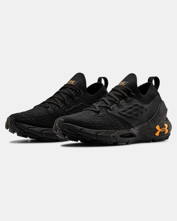 Men's UA HOVR™ Phantom 2 Running Shoes, Black, pdpMainDesktop image number 3