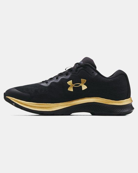 Men's UA Charged Bandit 6 Running Shoes, Black, pdpMainDesktop image number 1