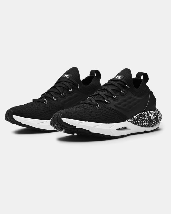 Women's UA HOVR™ Phantom 2 Running Shoes, Black, pdpMainDesktop image number 3