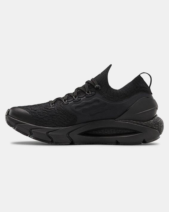 Boys' Grade School UA HOVR™ Phantom 2 Running Shoes, Black, pdpMainDesktop image number 1