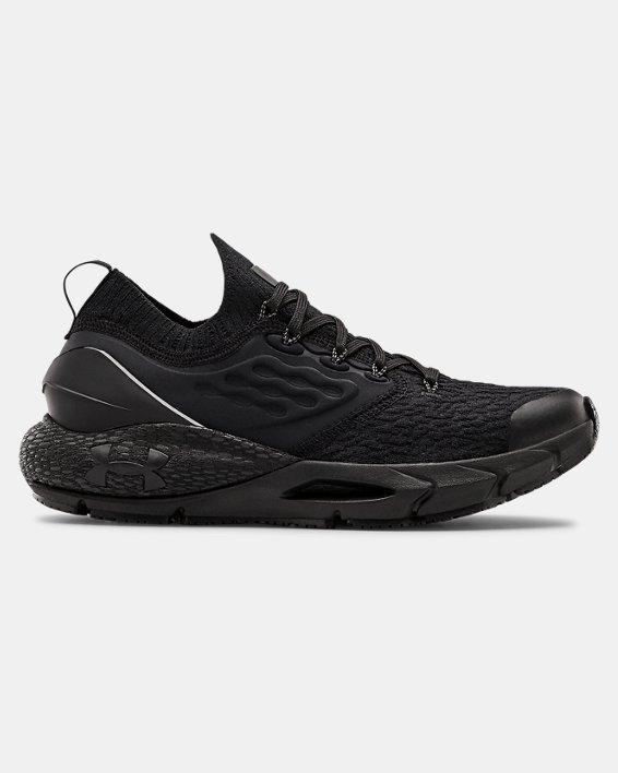 Boys' Grade School UA HOVR™ Phantom 2 Running Shoes, Black, pdpMainDesktop image number 0