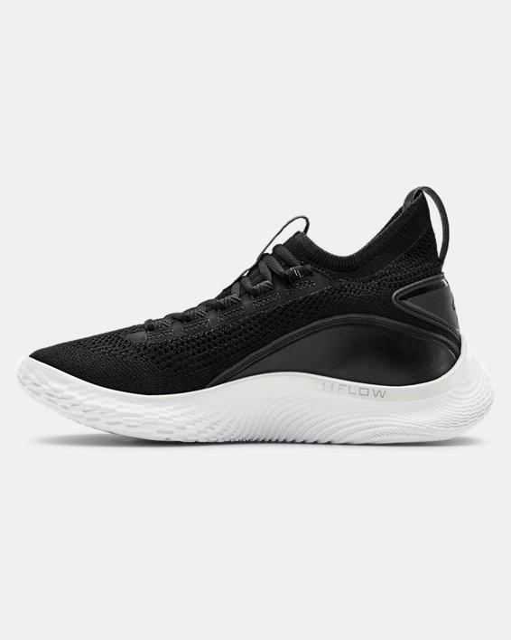 Curry Flow 8 Basketball Shoes, Black, pdpMainDesktop image number 1