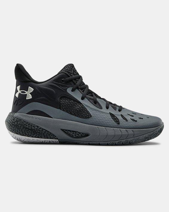UA HOVR™ Havoc 3 Basketball Shoes, Gray, pdpMainDesktop image number 0