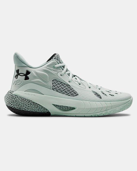 UA HOVR™ Havoc 3 Basketball Shoes, Blue, pdpMainDesktop image number 0