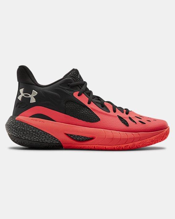 UA HOVR™ Havoc 3 Basketball Shoes, Red, pdpMainDesktop image number 0