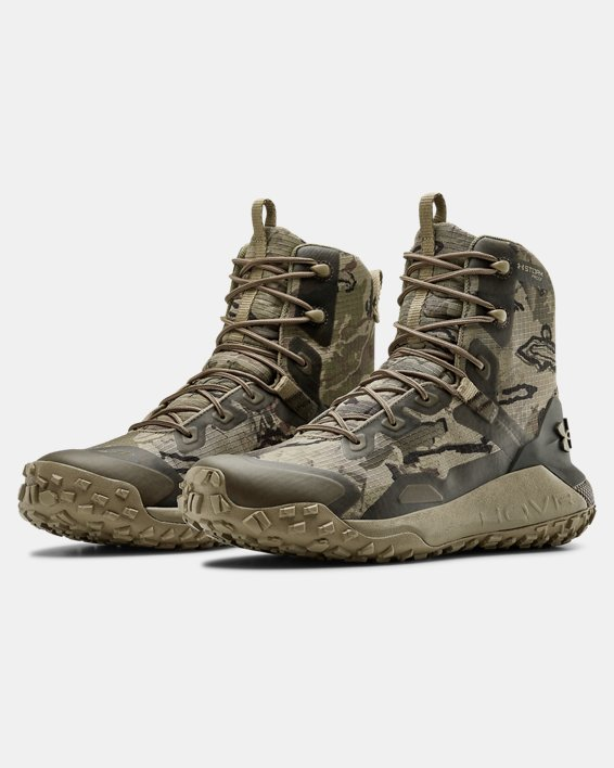 Unisex UA HOVR™ Dawn WP Boots, Misc/Assorted, pdpMainDesktop image number 3