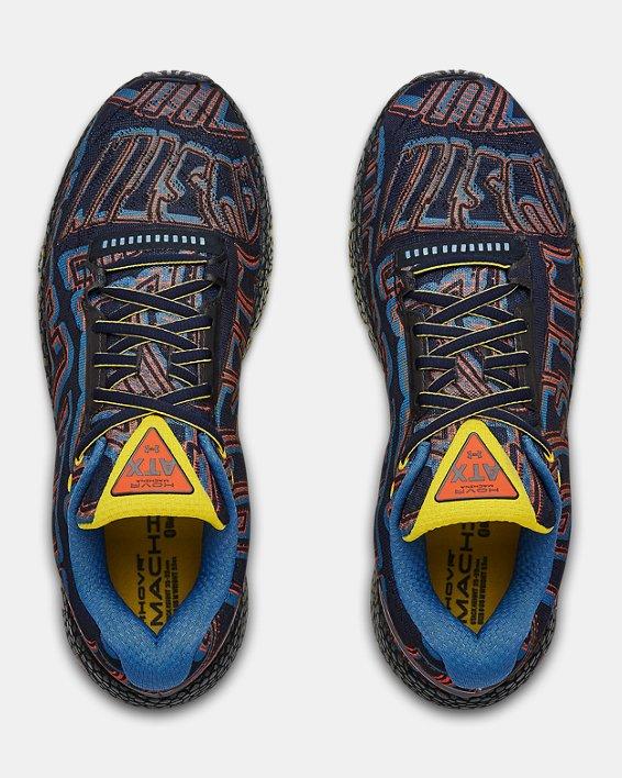 Men's UA HOVR™ Machina ATX Running Shoes, Blue, pdpMainDesktop image number 3
