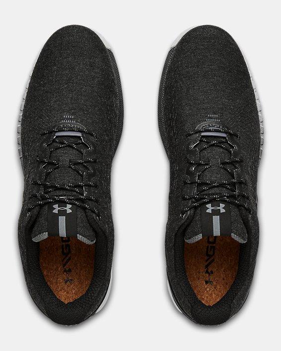 Men's UA HOVR™ Show SL GORE-TEX® Sunbrella Golf Shoes, Black, pdpMainDesktop image number 3
