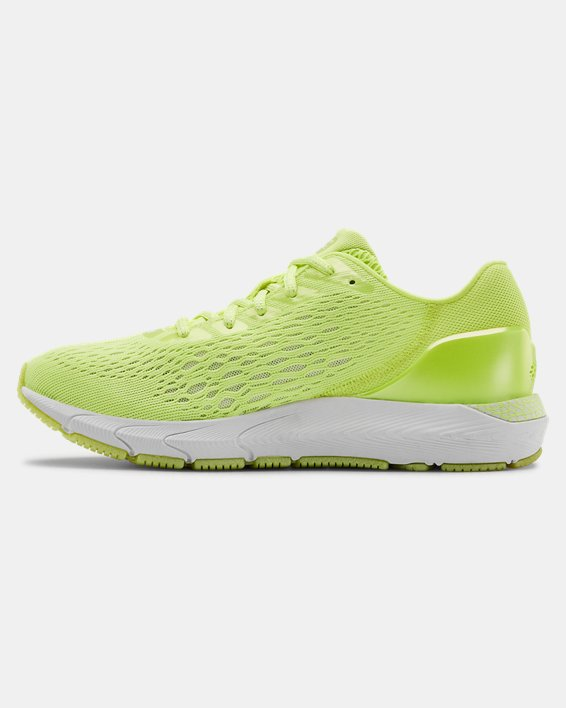Men's UA HOVR™ Sonic 3 W8LS Running Shoes, Yellow, pdpMainDesktop image number 1
