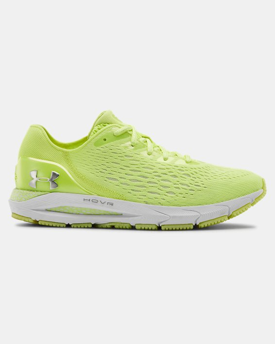 Men's UA HOVR™ Sonic 3 W8LS Running Shoes, Yellow, pdpMainDesktop image number 0