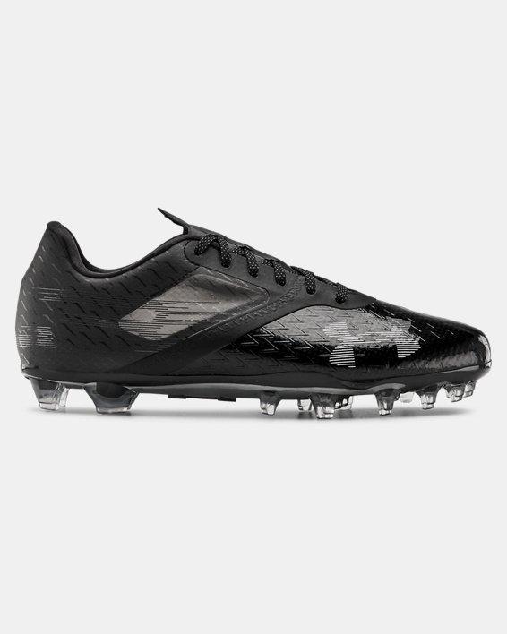 Men's UA Blur Lux MC Football Cleats, Black, pdpMainDesktop image number 0