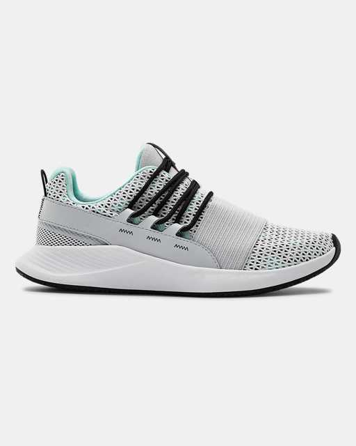 Women's UA Charged Breathe Print Sportstyle Shoes