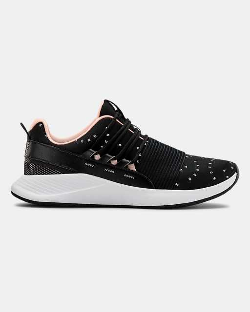 Women's UA Charged Breathe MCRPRNT Sportstyle Shoes