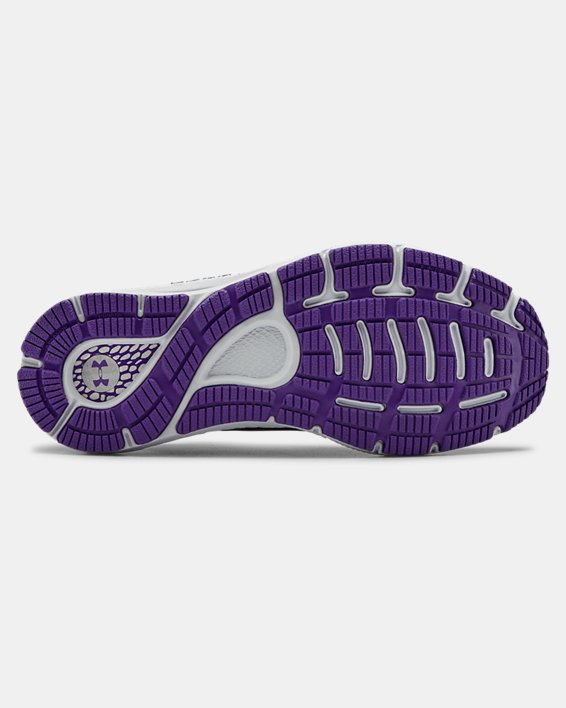 Women's UA HOVR™ Sonic 3 IWD Running Shoes, Purple, pdpMainDesktop image number 2